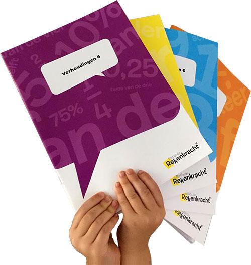 Rekenmethode-Rekenkracht-werkboekjes mob